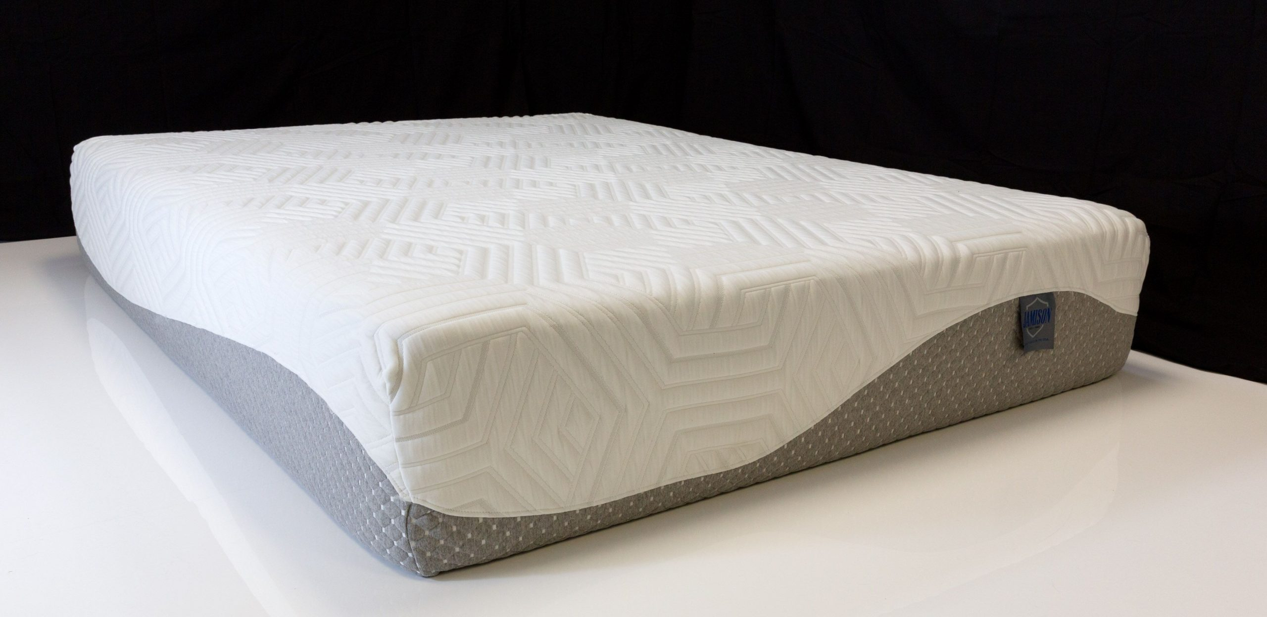 "Jamison TLC (The Latex Collection) 12.5"" Pure Natural Latex Ultra Plush Bordeau Mattress"