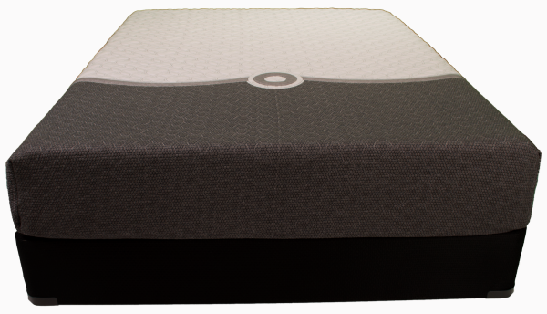 "Solstice Sleep Response Revive 11"" Memory Foam Plush Mattress"