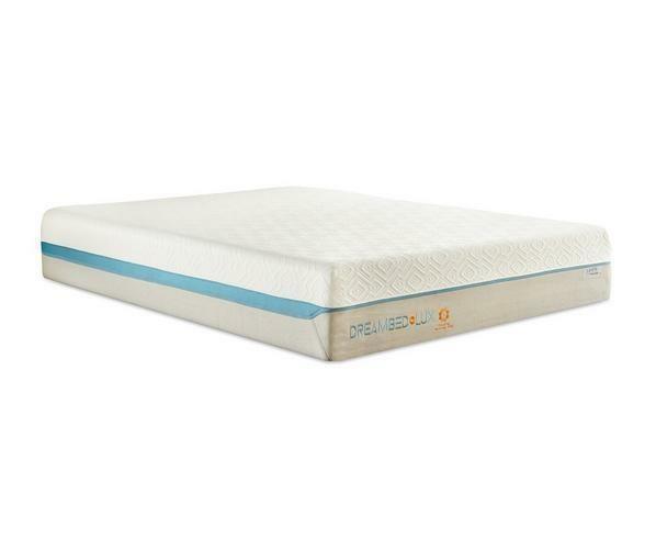 Dream Bed Lux Lx640 Memory Foam Mattress Closeouts